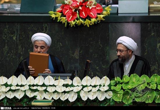 رحیمی: مراسم روز شنبه بیسابقهترین مراسم تحلیف در تاریخ ایران است