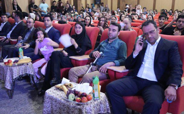 گزارش تصویری از جشن بزرگ رونمایی از سایت آمل زیبا (4)