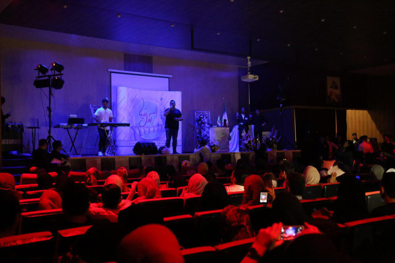 گزارش تصویری از جشن بزرگ رونمایی از سایت آمل زیبا (2)