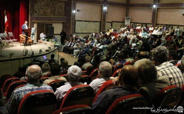 نخستین همایش نجات مرالها یا گوزن سرخ در آمل برگزار شد