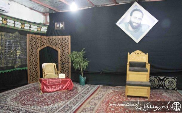 گزارش تصویری از فاز دوم مجتمع مذهبی فرهنگی آل طاها/یادمان شهدای مدافع حرم شهرستان آمل