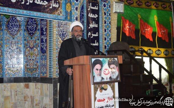 خطبه دوم حجت الاسلام حمیدرضا شکری در نماز جمعه 14 مهرماه 96