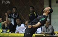 پیروزی کاله آمل در لیگ برتر والیبال