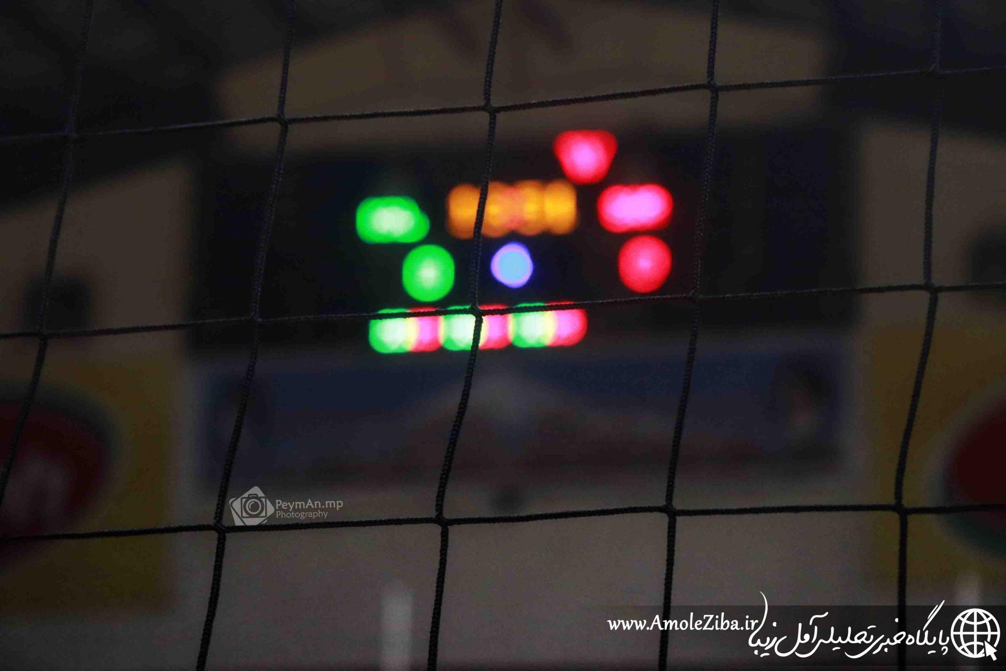 گزارش تصویری بازی کاله آمل و سارویه ساری