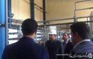 بازدید اعضای شورای اسلامی شهر آمل از کارخانه زباله سوز کهریزک+ گزارش تصویری