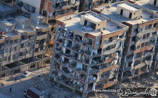 لطفا زلزله را سیاسی نکنید !!