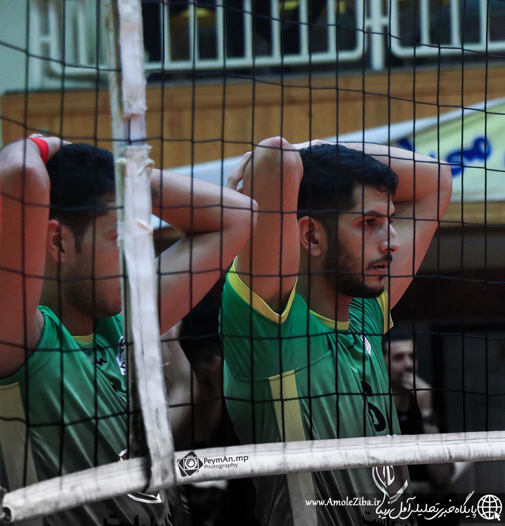شاگردان جوان عطایی با بی تجربگی خود بازی را واگذار کردند/تبریزی ها شکست ناپذیر ماندند