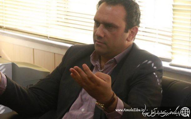 اميرسليماني شهردار آمل خبر داد: جدیت شهرداری آمل در مقاوم سازی پل معلق