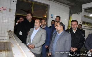 فرماندار ویژه آمل : احداث کشتارگاه جدید در آمل اجرایی میشود