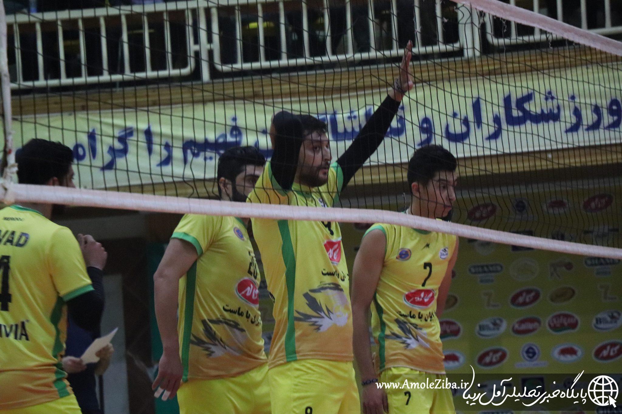 جدال جذاب با تبریزی ها در آمل/ شاگردان جوان عطایی در اندیشه انتقام بازی رفت