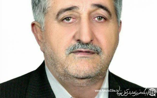 شعر زیبای مرحوم مهندس داریوش هندویی چهره ماندگار علم و صنعت ایران