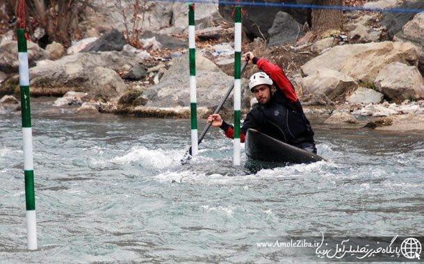 دومين دوره اردوى اسلالوم آقايان به ميزبانى هيات قايقرانى آمل در رودخانه هراز برگزار مى شود