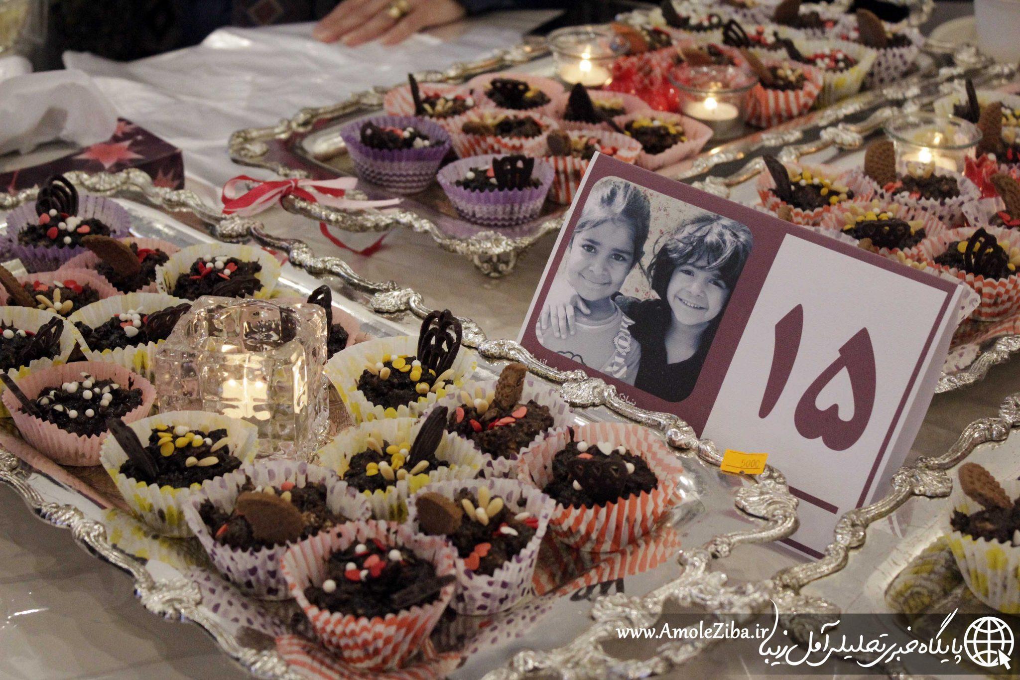 گزارش تصویری دومین جشنواره غذای مادران آسمانی