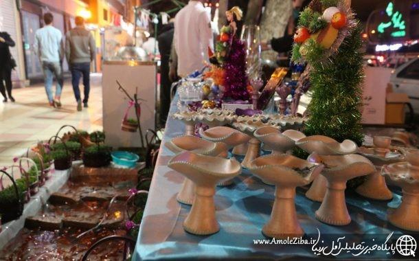تب و تاب بازار و شهر آمل در آخرين روزهاي ٩٦ از نگاه دوربين اميرحسين عليپور