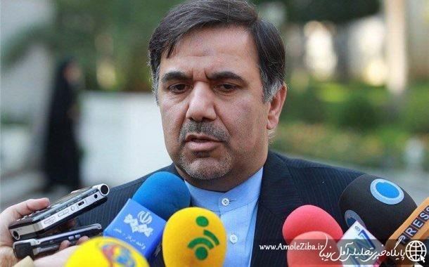 وزیر راه و شهرسازی: ۶۴ کیلومتر از محور هراز ۴ خطه شد