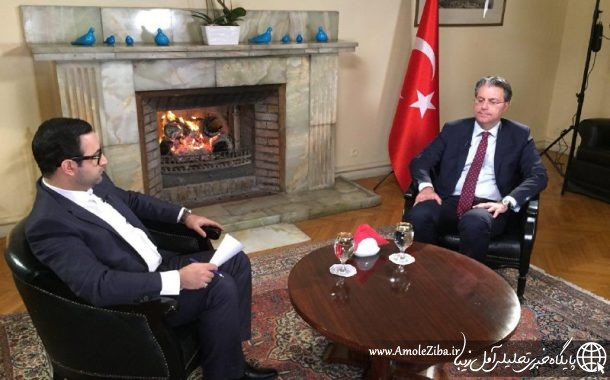تقدیر سفیر جمهوری آذربایجان از برنامه سفیران