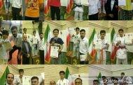 افتخار آفرینی کاراته کاران باشگاه کاراته المپیک آمل در مسابقات قهرمانی کشور