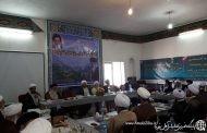 جلسه همایش بزرگ ائمه جمعه استان مازندران